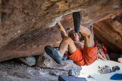 Friction Labs: Hueco Rock Rodeo 2017