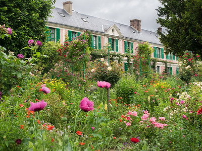 France: Paris and Monet's Garden