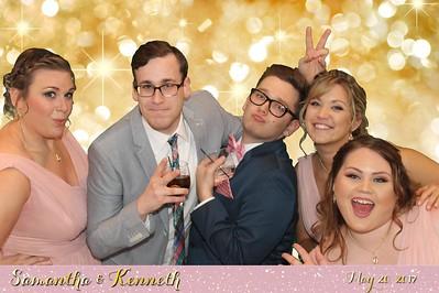 Samantha & Kenneth's Wedding