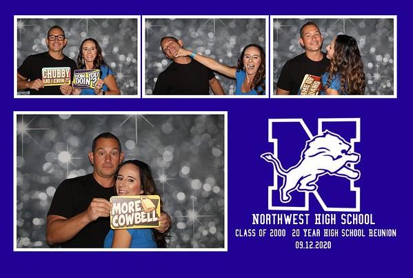 Northwest High School 20 Year Reunion