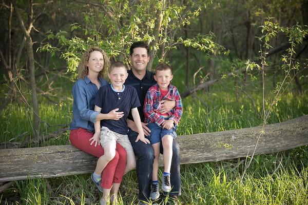 Meisinger Family 5-19