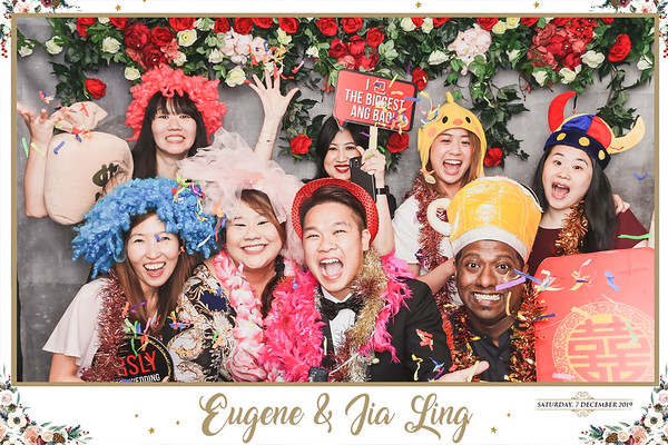 Wedding of Eugene & Jia Ling