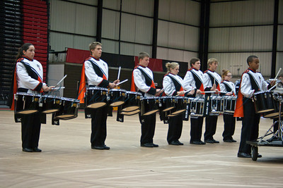 Platte County - Indoor Percussion