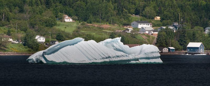Icebergs 2017