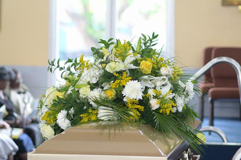 Viola Wilson Funeral (Rosie Greene)