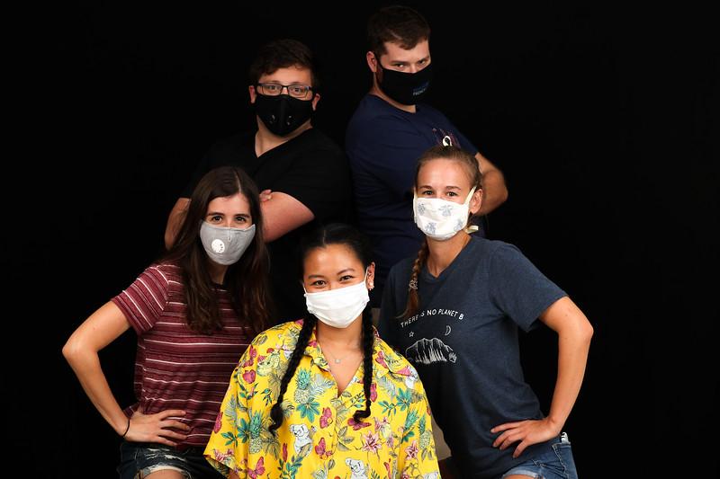 Dorothy and Friends Fighting Coronavirus