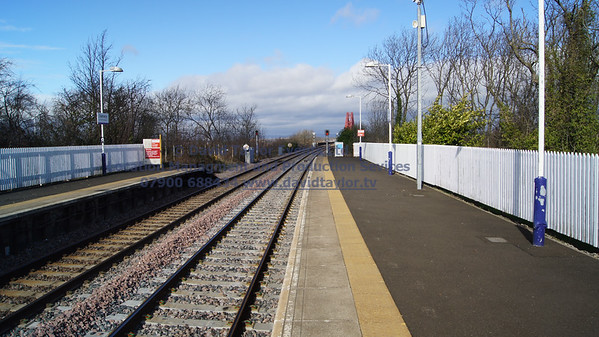Dalmeny Railway Station
