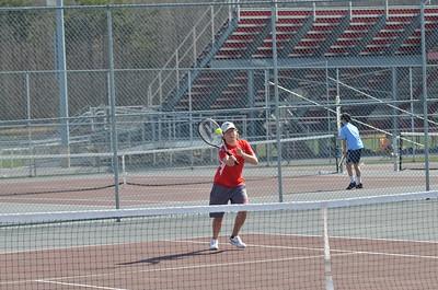 Boys Varsity Tennis vs IR 4-10-17