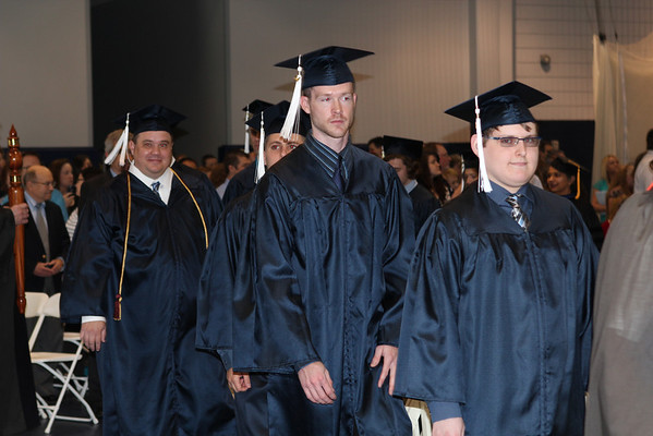 2014 Spring Commencement candids