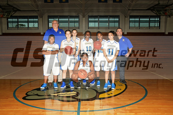 Girls JV Basketball 12.18.18