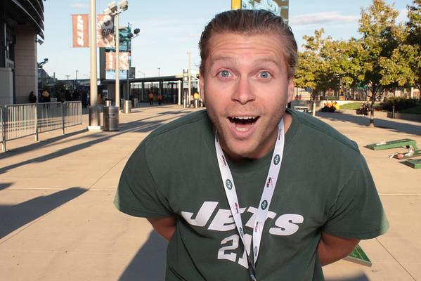 NY Jets Vs. Chicago Bears 9/22/2014