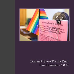 Darren & Steve's Wedding Album