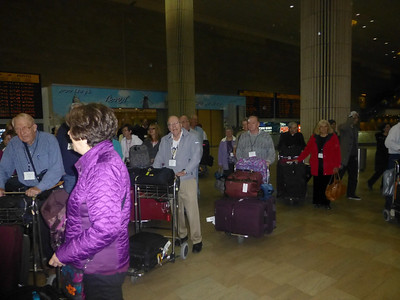 Israel Trip November, 2012