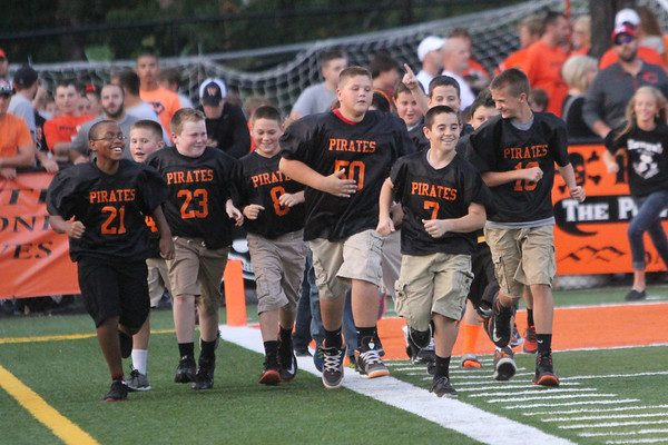 Wheelersburg Pee Wee Football 2013
