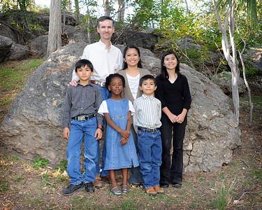 Tree's Family Shoot