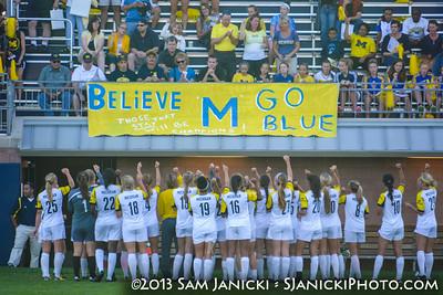 Michigan Soccer 2013