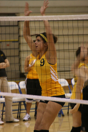 Waverly Volleyball October 2007