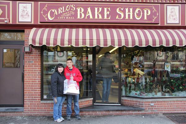Carlo's Bakery - Dec 2013