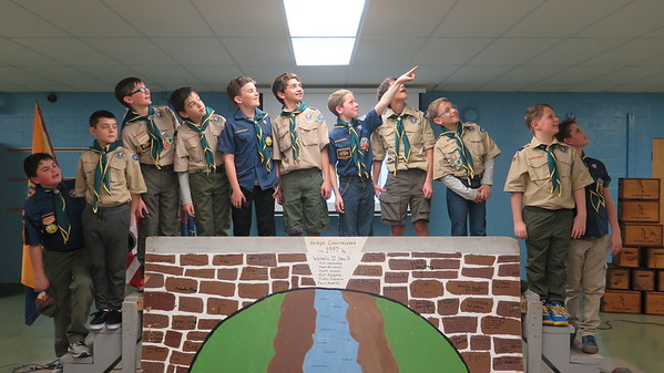 Pack 6 Crossover 2018