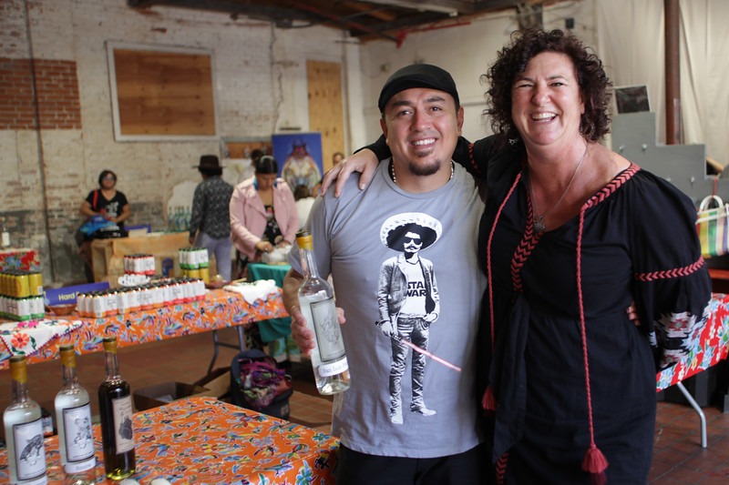Erick Rodriguez, Susan Coss, Mezcalistas, Mexico in a Bottle