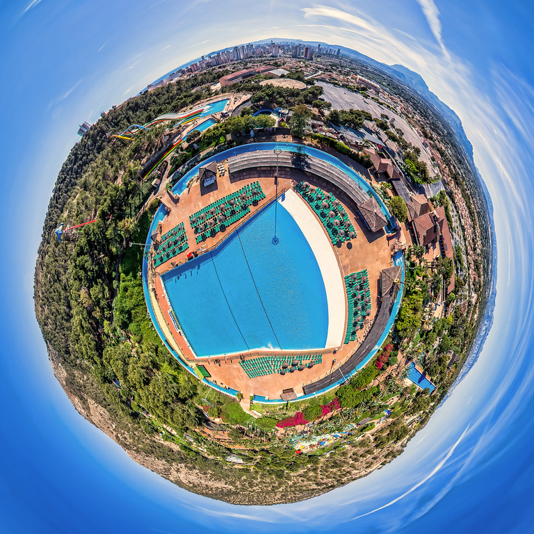 Amazon River – Waves Pool – Aqualandia Benidorm