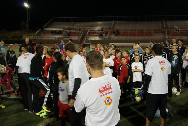 Charity Kicks 2011