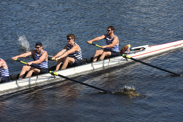 Cromwell Cup 2009, Men's Open Four