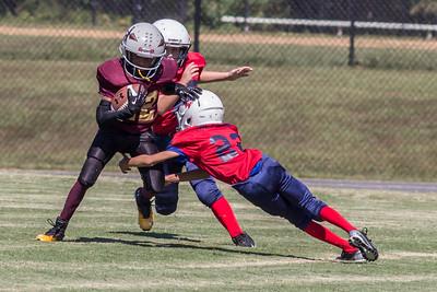 03 Wildcats vs Redskins