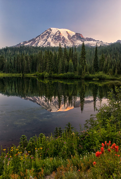 Reflecting on Rainier