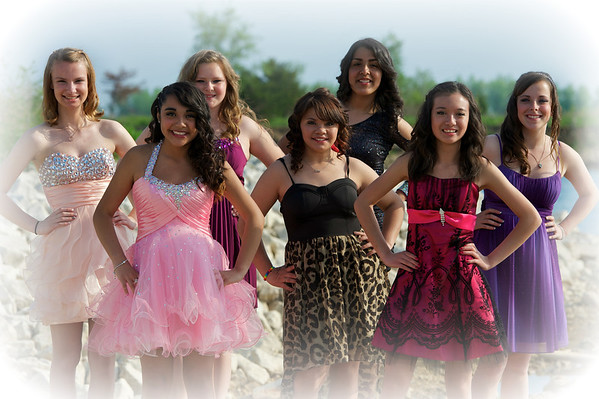 HBMS 8th grade dance