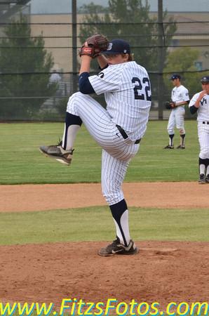 Varsity Baseball vs. GOHS