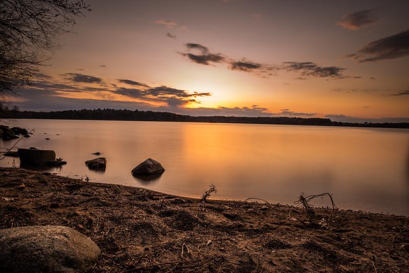 Quiet Sunset