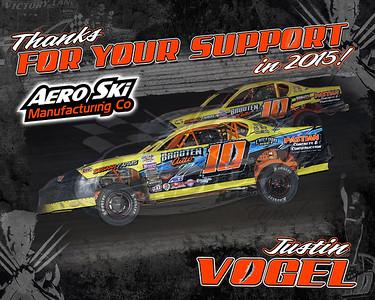 Justin Vogel Sponsors