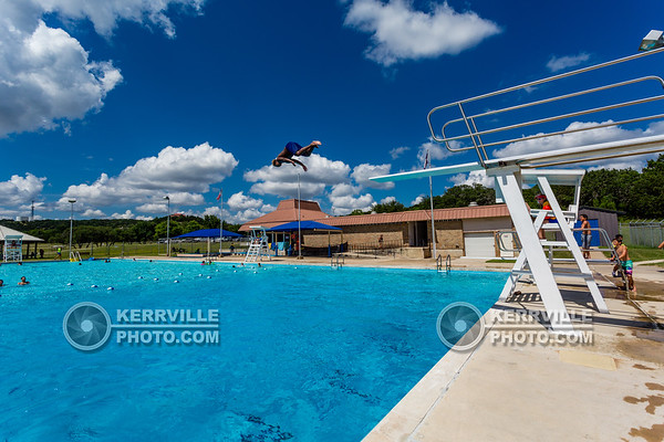 Kerrville Olympic Pool