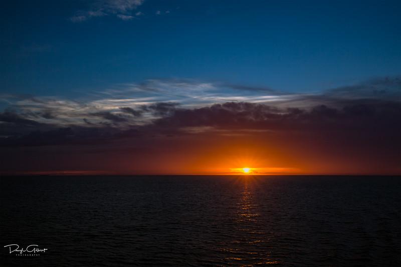 Florida East Coast Sunset