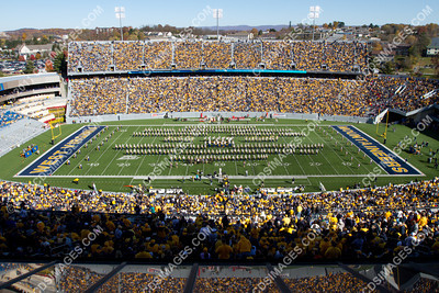 WVU vs Louisville - November 5, 2011 - Halftime
