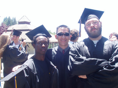 College Graduation 6.12.04