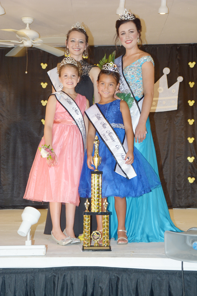 Fair Queen and Little Pageant 2016