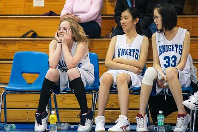 MS Girls Basketball 2008