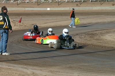 SNMS Kart Racing 12/17/2005
