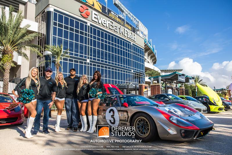 2017 10 Cars and Coffee - Everbank Field 074A - Deremer Studios LLC