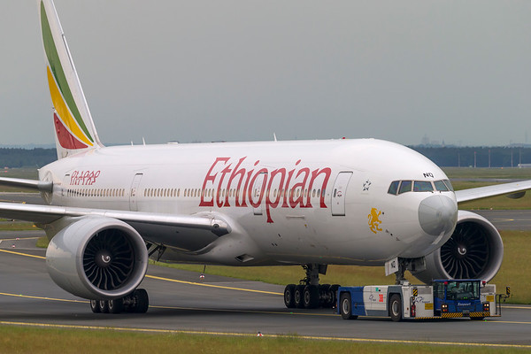ET-ANQ - Boeing 777-260/LR