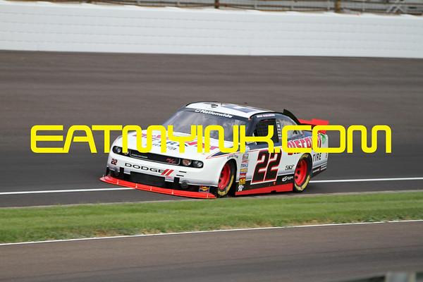 NASCAR Nationwide Indy 2012