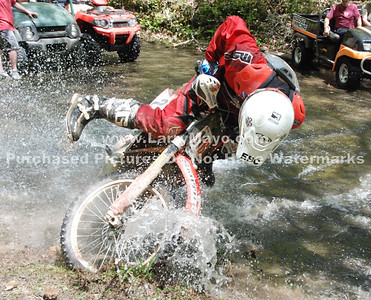 2009 Rad Dad National Enduro, Pro riders, B, and C classes West Point TN, SE&TRA, SERA, NATRA