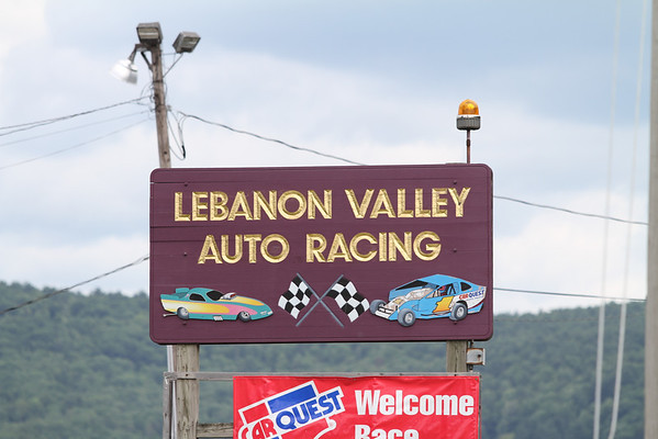 2011 Speedzone Magazine Coverage of the Division 1 LODRS points meet from Lebanon Valley Raceway