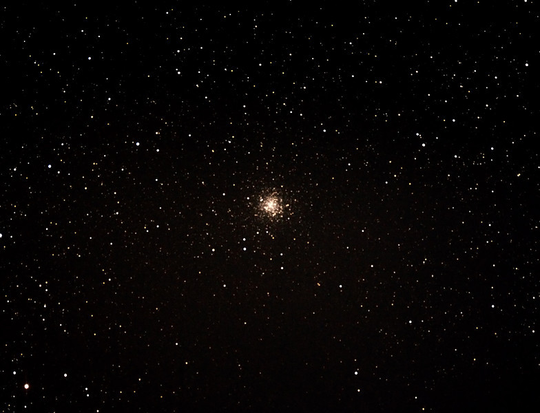 Messier M9 - NGC6333 - Globular Cluster in Ophiuchus - 12/07/2013 (Processed cropped stack)