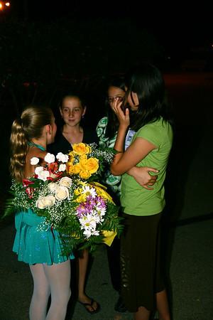 Dance Center Recital 6/1/08 Family & Friends