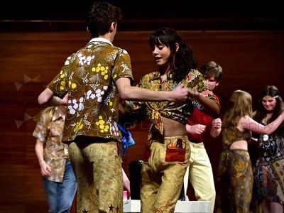 Spotswood College: Romeo & Juliet - Act I sc v, Act II sc iii, Act iii sc1