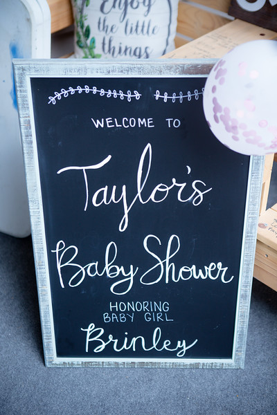 Taylor Baby Shower