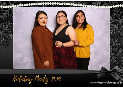 2019.12.14 San Diego Convention Center Corporation's Employee Holiday Party